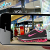 nike Facebook augmented reality ads