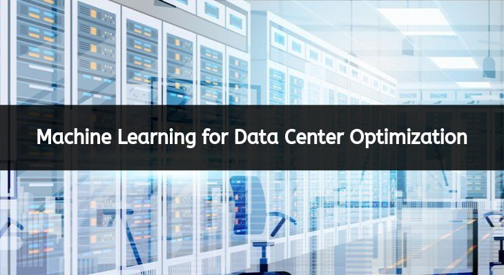 Applications of Machine Learning for Data Center Optimization