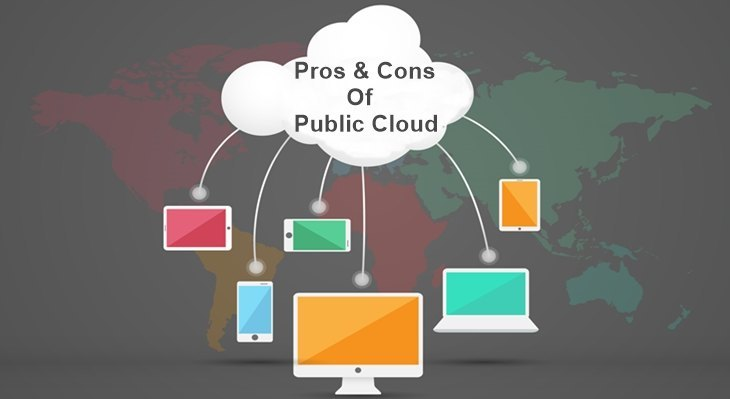 Pros and Cons of Public Cloud