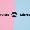 Nanoservices vs. Microservices