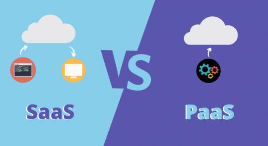 SaaS vs. PaaS