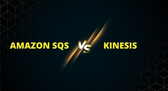 Amazon SQS vs. Kinesis
