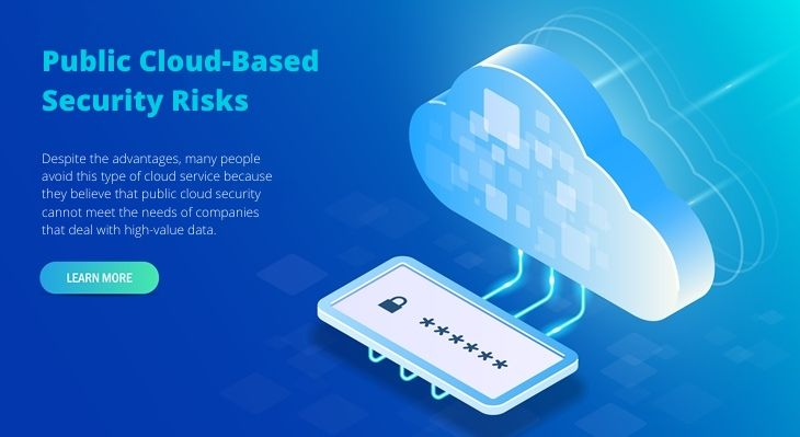 Public Cloud Security Risks