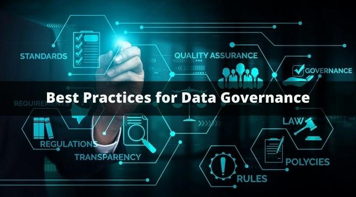 Best Practices for Data Governance