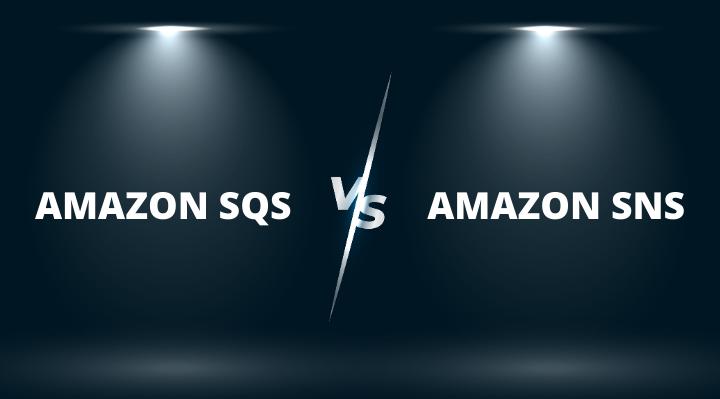 Amazon SQS vs Amazon SNS