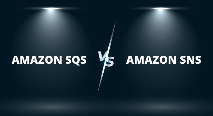 Amazon SQS vs Amazon SNS
