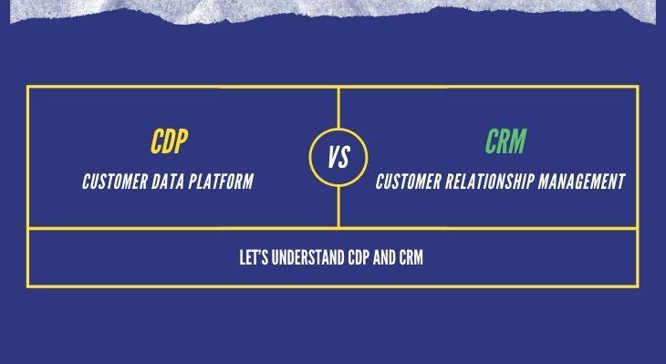 CDP vs CRM