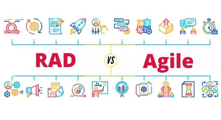 Rapid Application Development vs. Agile