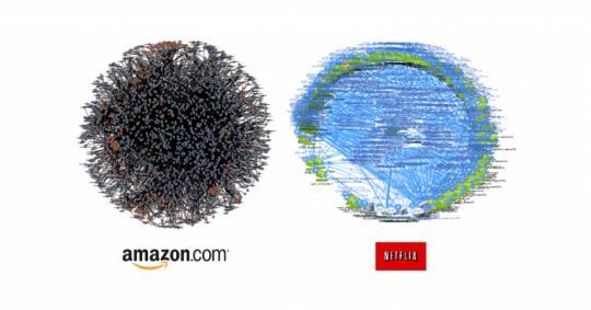 Netflix-Amazon Microservices Nodes