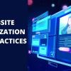 Website localization best practices