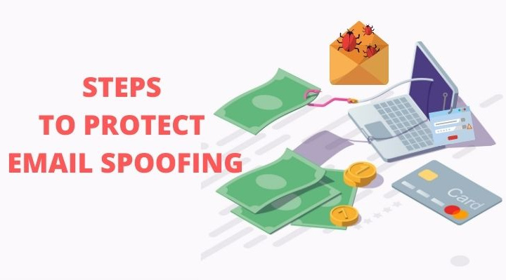 Steps to Protect Email Spoofing