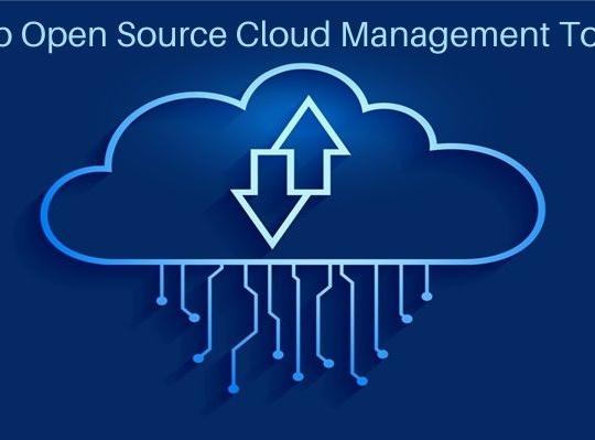 Top Open Source Cloud Management Tools