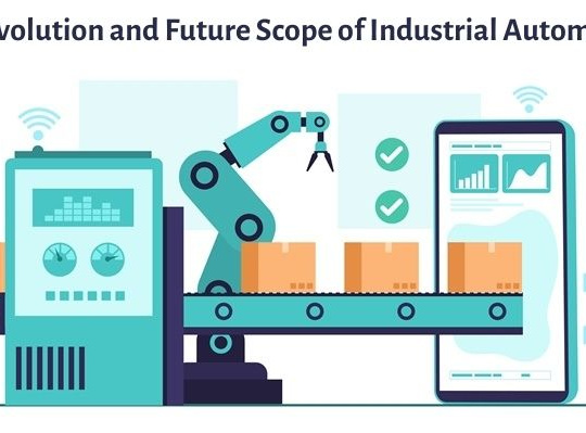 The Evolution and Future Scope of Industrial Automation