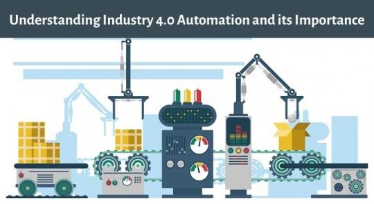 Understanding Industry 4.0 Automation and its Importance